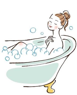 入浴タイミング